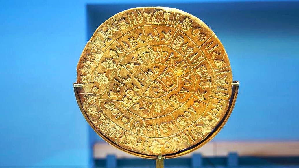 La escritura lineal y otros grandes enigmas arqueológicos griegos