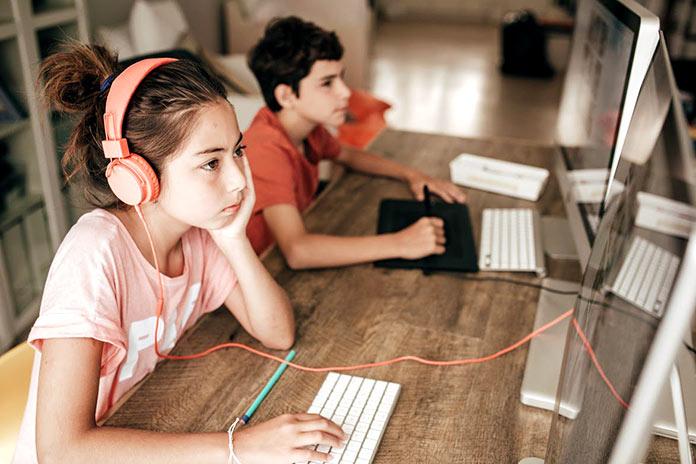 entornos digitales de enseñanza