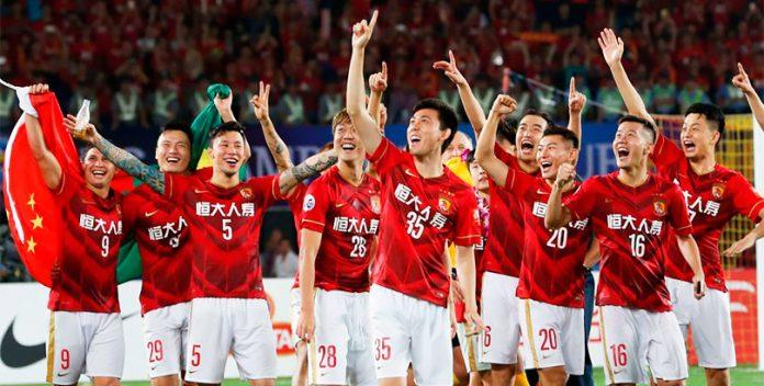 Este equipo chino es más poderoso que el Real Madrid y el Barça.
