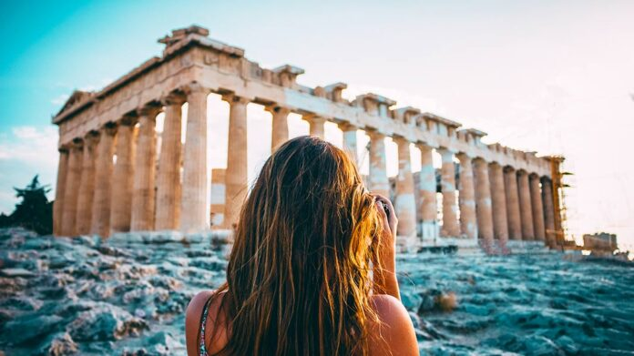 Escala en Atenas