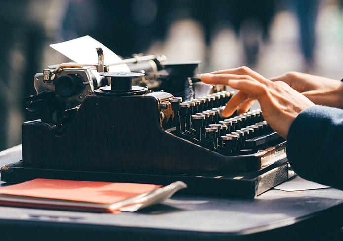Escribiendo un engaño literario