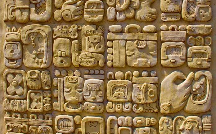 La escritura más antigua: escritura olmeca