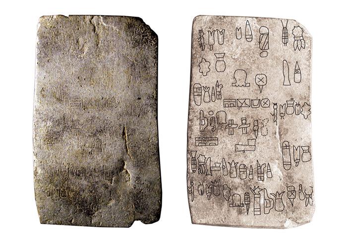 La escritura más antigua - últimos hallazgos