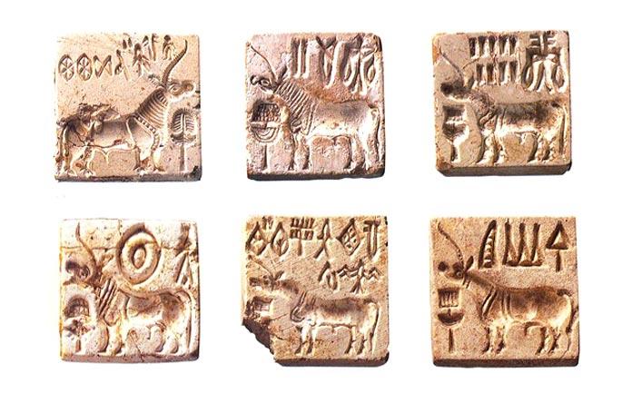 La escritura más antigua - últimos hallazgos: sellos de Harappa y Mohenjo-Daro
