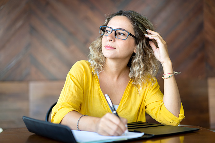 desintoxicar tu mente - escritura