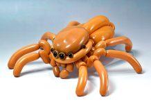 Las figuras hiper-realistas hechas con globos de Masayoshi Matsumoto