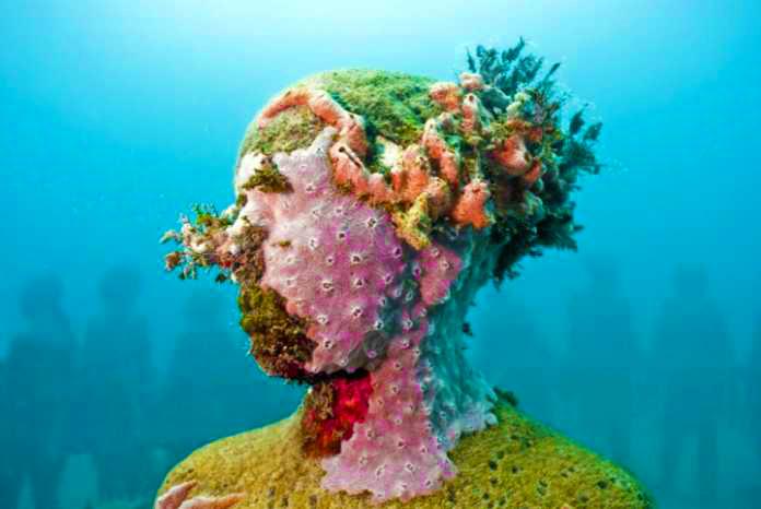 Cómo ayudan a la conservación de los océanos las esculturas de Jason deCaires Taylor