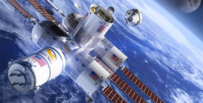 Estación Aurora: el primer hotel de lujo disponible en el espacio.