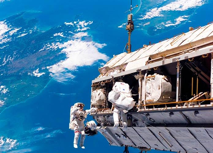 La Nasa Va A Crear Hielo Cuántico En La Estación Espacial Cinco Noticias