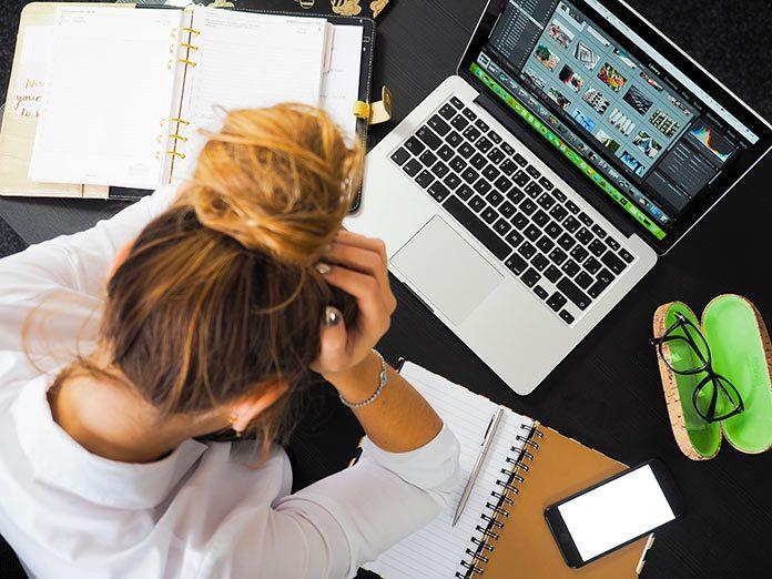 Consejos para identificar y contrarrestar el estrés cotidiano.