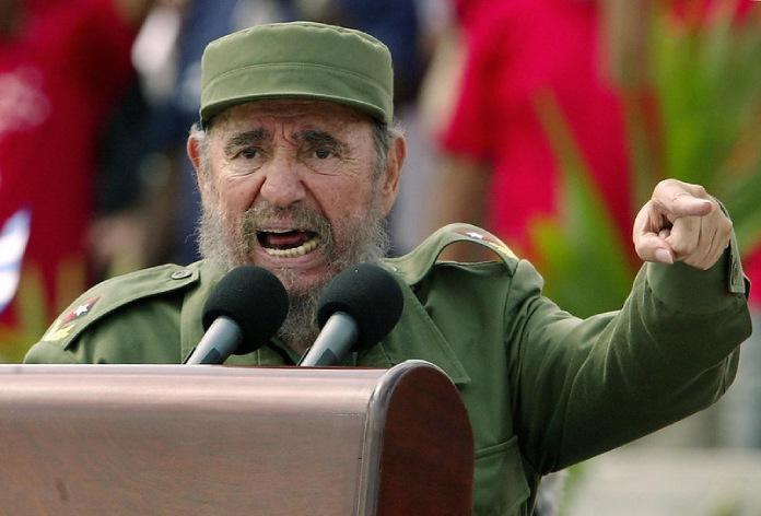 Estudios cursados por políticos famosos - Fidel Castro