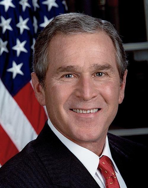 Estudios cursados por políticos famosos - George W. Bush