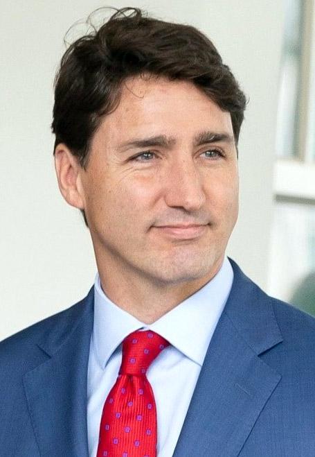 Estudios cursados por políticos famosos - Justin Trudeau
