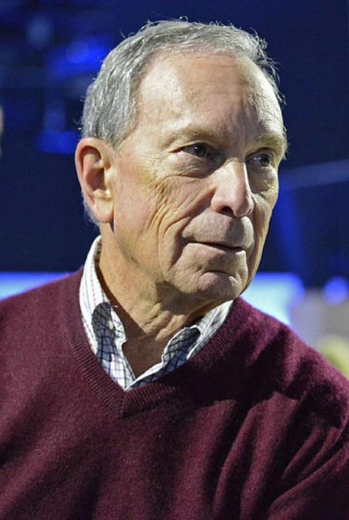 Estudios cursados por políticos famosos - Michael Bloomberg