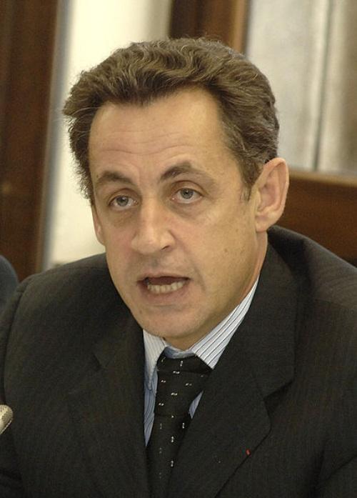 Estudios cursados por políticos famosos - Nicolás Sarkozy