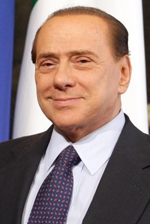 Estudios cursados por políticos famosos - Silvio Berlusconi