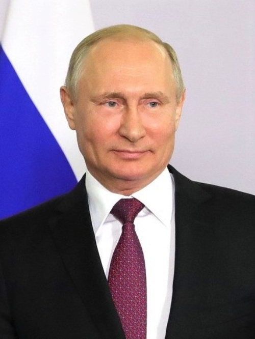 Estudios cursados por políticos famosos - Vladimir Putin