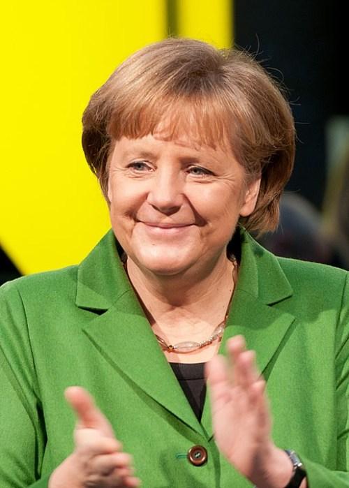 Estudios cursados por políticos famosos - Angela Merkel