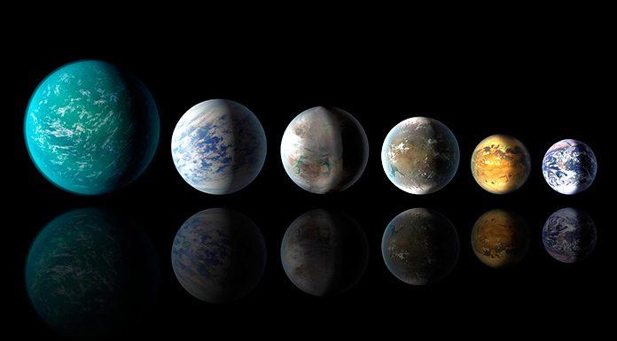 Mundos acuáticos: existen millones de exoplanetas que contienen agua