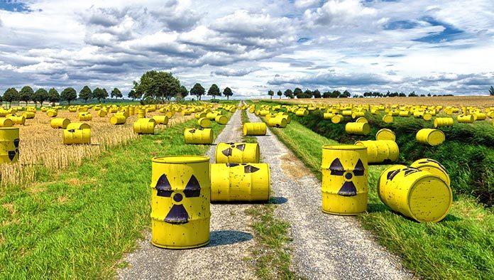 Los fabricantes de armas de destrucción masiva comercian con el futuro de la humanidad