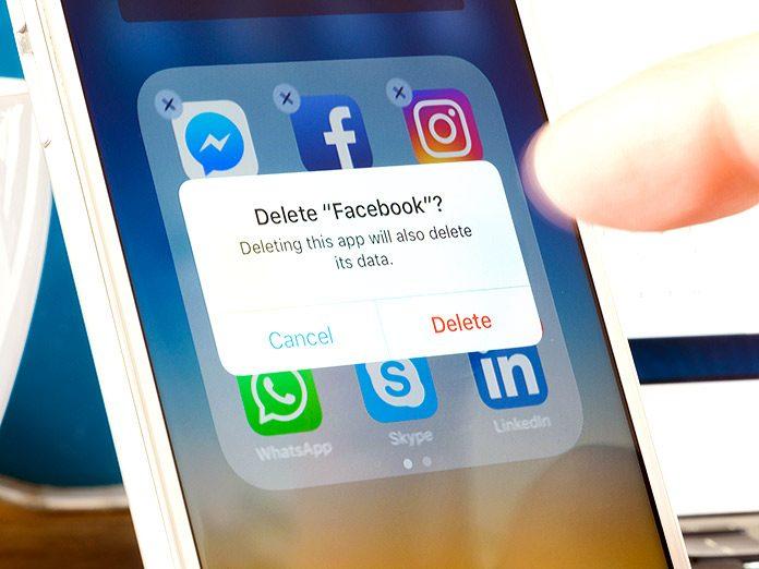 La fuga de usuarios de Facebook