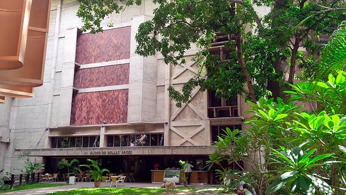 Ala del Museo construida en 1976
