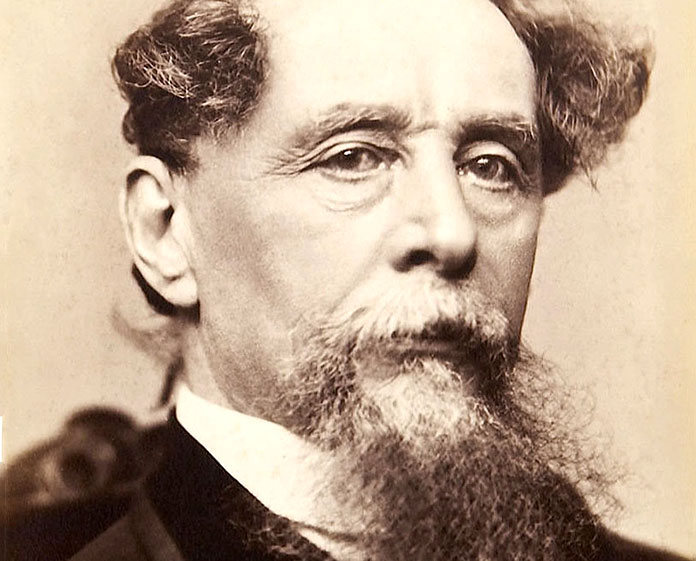Famosos con TOC: Charles Dickens