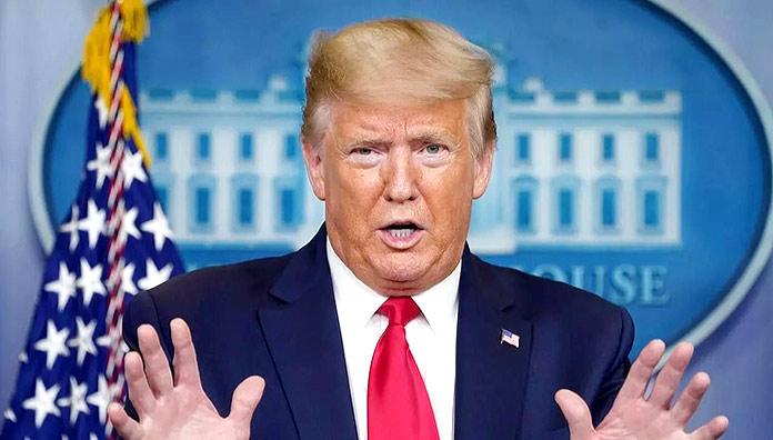 Famosos con TOC: Donald Trump