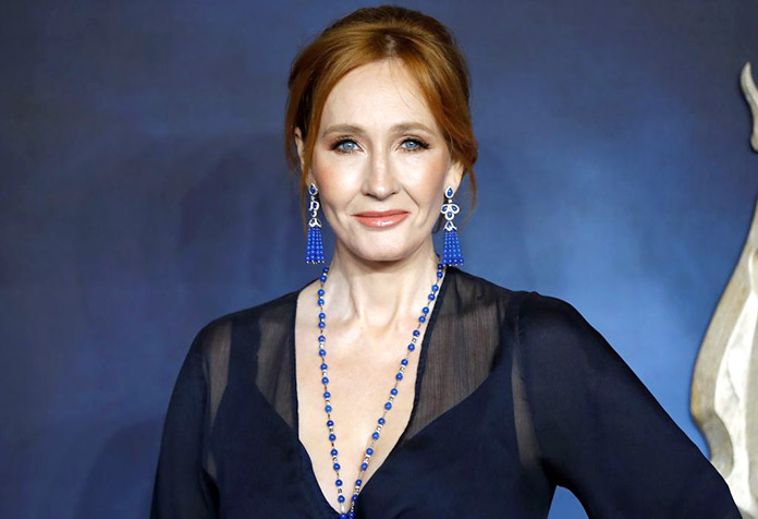 Famosos con TOC: J. K. Rowling