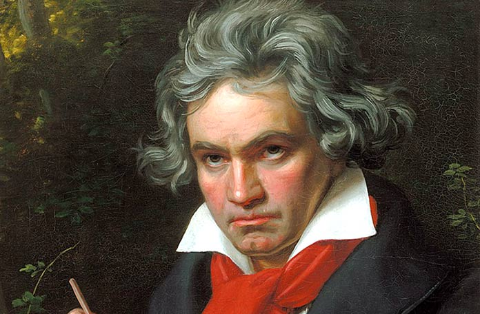 Famosos con TOC: Ludwig van Beethoven