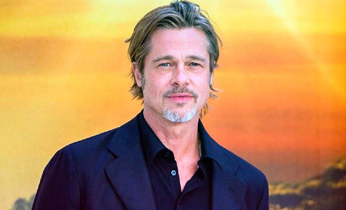 Famosos con trastornos mentales curiosos: Brad Pitt
