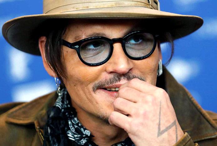 Famosos con trastornos mentales curiosos: Johnny Depp