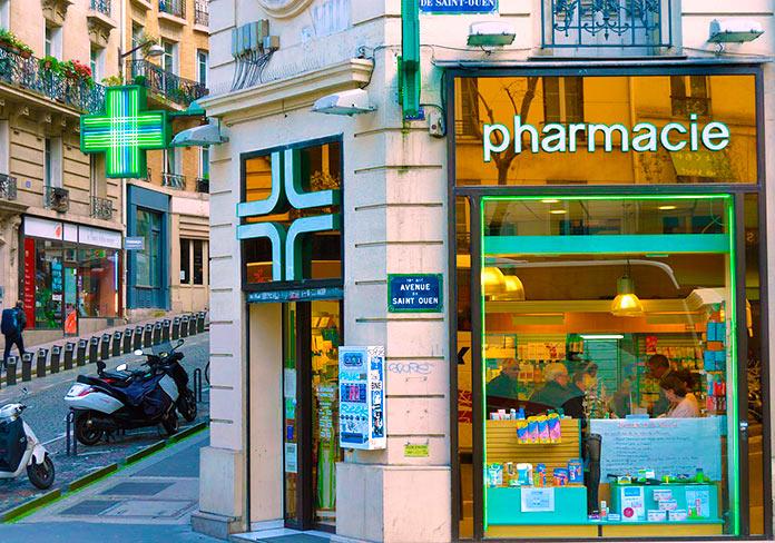 Farmacias, las tiendas online con mayor crecimiento en 2018
