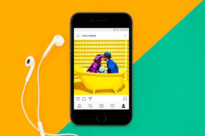 fotos para Instagram Stories: Fotos cuadradas