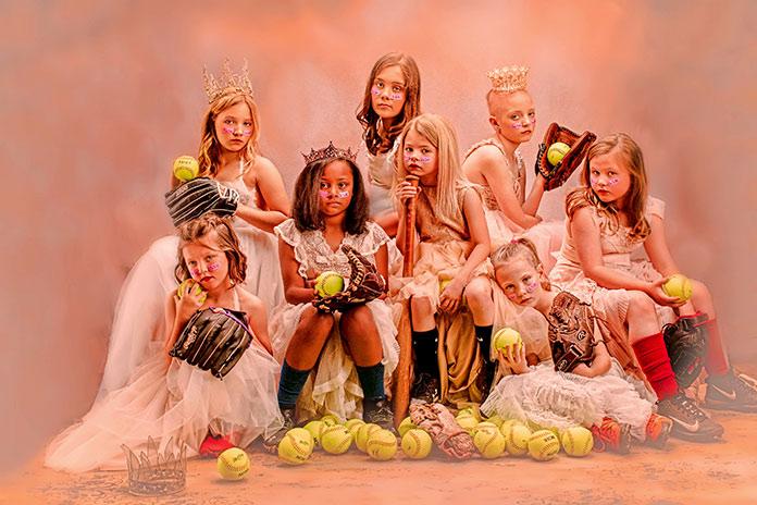 fotos de princesas atléticas 2