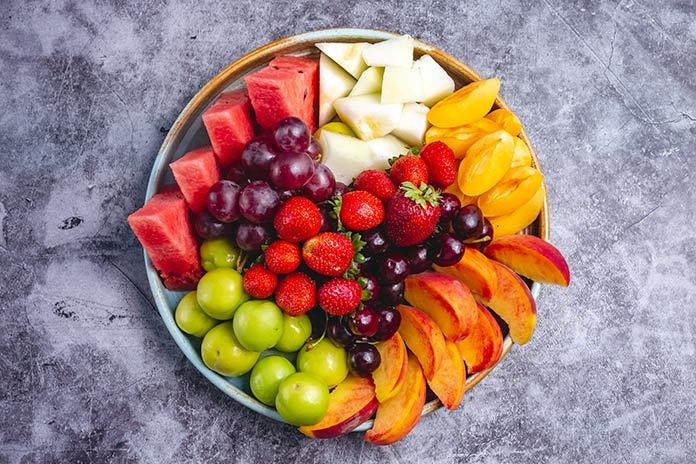 Mantén el abastecimiento de vitaminas