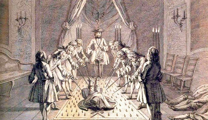 Ritual masónico