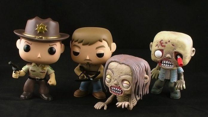 Funko Pop The Walking Dead