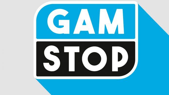 logo de GamStop