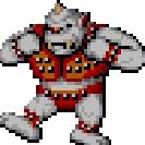 Cíclope del juego arcade Ghosts'n Goblins