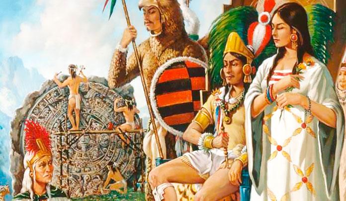 Gobernantes Aztecas