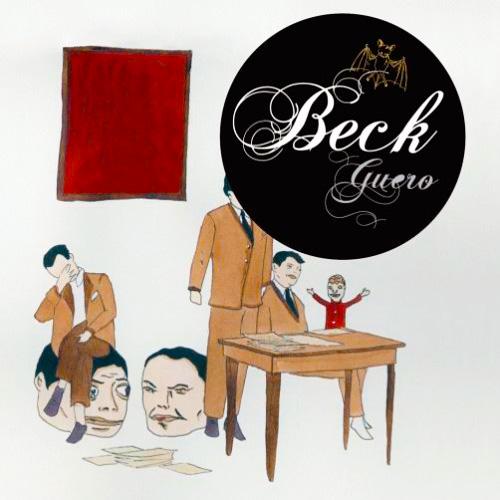 Portada del álbum Güero del artista Beck