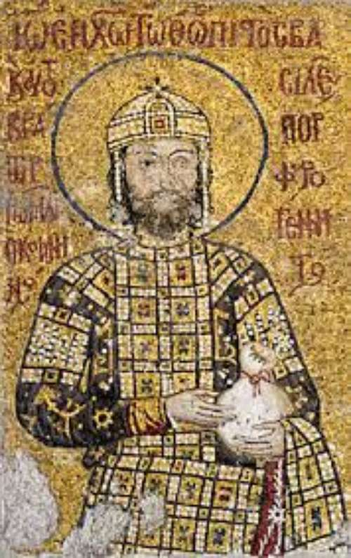 Guerreros medievales_; emperador Manel I
