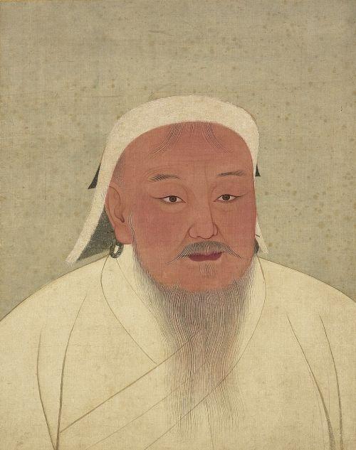 Guerreros medievales: Emperador Genghis