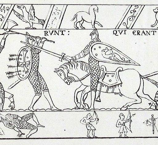 Guerreros medievales: Housecarls