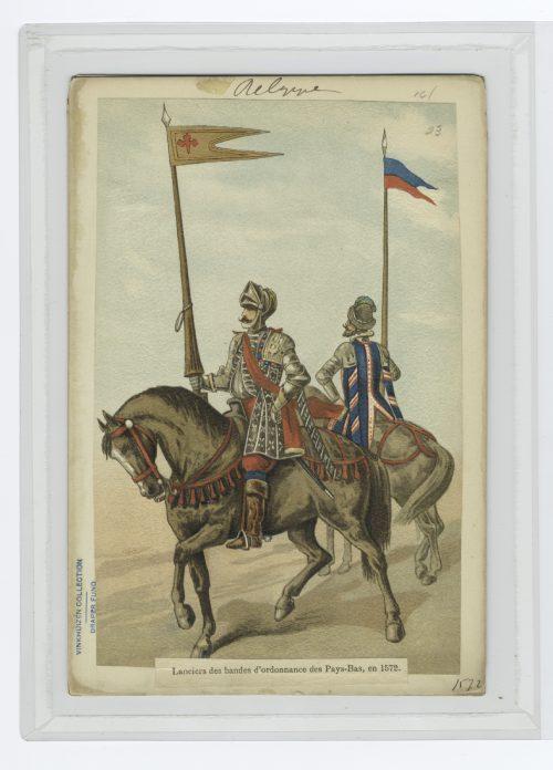 Guerreros medievales: lanceros