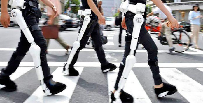 HAL, el exoesqueleto que se controla con la mente.