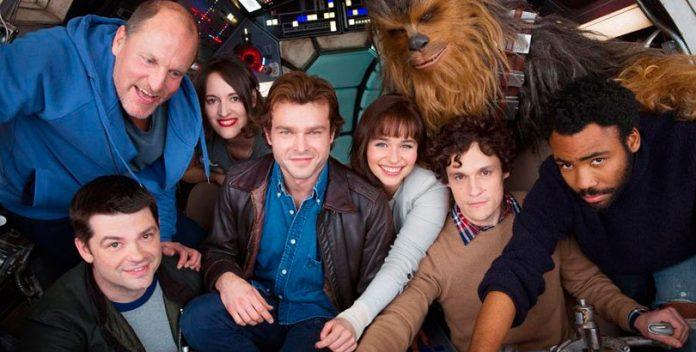 Reparto casting de Han Solo