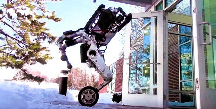 Este es Handle, el nuevo robot de Google