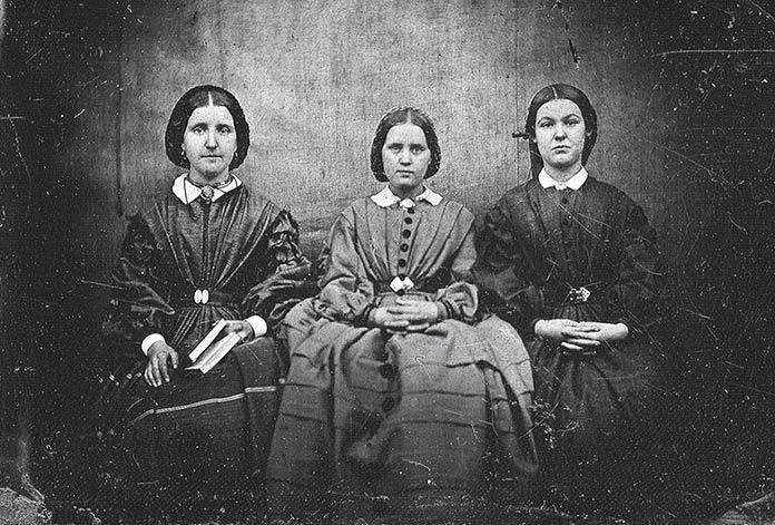 Hermanos escritores - hermanas Brönte